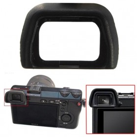 Hard Plastic Eyecup Viewfinder for Sony - FDA-EP10 - Black - 5