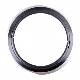 JJC Lens Hood Lotus Style for Canon Camera EW-63C - Black - 3