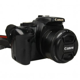 Cover Tutup Lensa Kamera Canon 67mm - Black - 5