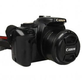 Cover Tutup Lensa Kamera Canon 82mm - Black - 5