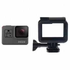 Plastic Protective Side Frame Case Bumper for GoPro Hero 5/6/7 - XTGP341B - Black - 7