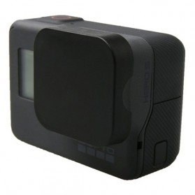 Plastic Lens Cap Cover for GoPro Hero 5/6/7 - Black