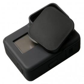 Plastic Lens Cap Cover for GoPro Hero 5/6/7 - Black - 3