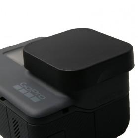 Plastic Lens Cap Cover for GoPro Hero 5/6/7 - Black - 4