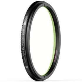 UV Filter Lens 49mm for Xiaomi M1 Mirrorless Camera - Black - 5