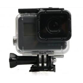 Underwater Touchscreen Waterproof Case 45m for GoPro Hero 5/6/7 - Black - 2