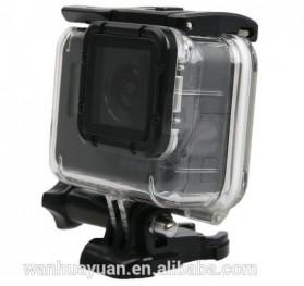 Underwater Touchscreen Waterproof Case 45m for GoPro Hero 5/6/7 - Black - 3