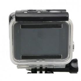 Underwater Touchscreen Waterproof Case 45m for GoPro Hero 5/6/7 - Black - 4