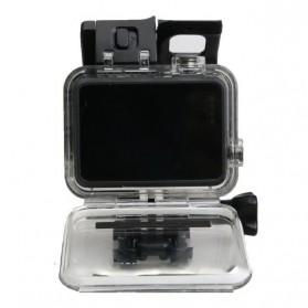 Underwater Touchscreen Waterproof Case 45m for GoPro Hero 5/6/7 - Black - 5