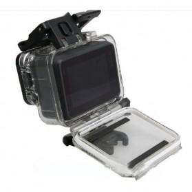 Underwater Touchscreen Waterproof Case 45m for GoPro Hero 5/6/7 - Black - 6