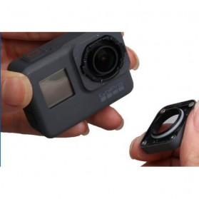 Underwater Touchscreen Waterproof Case 45m for GoPro Hero 5/6/7 - Black - 7