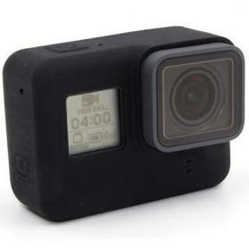 Protective Silicone Case for GoPro Hero 5/6 - Black