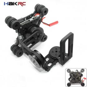 HAKRC Storm32 3 Axis Brushless Gimbal Untuk GoPro 3/4/5 - Black