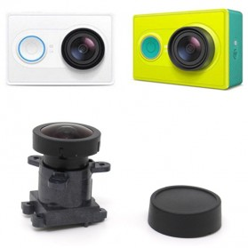KIMILILY Lensa Replacement 1600W 170 Degree Wide Angle for Xiaomi Yi - 161201-YI - Black - 6