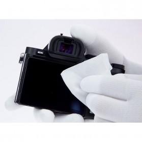 Tisu Basah Pembersih Lensa Kamera DSLR - D-15309 - Black - 2