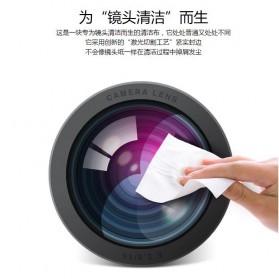 Tisu Basah Pembersih Lensa Kamera DSLR - D-15309 - Black - 3