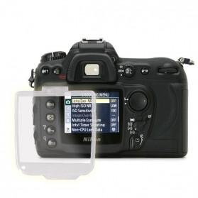 Camera Screen Protector - LCD Screen Protector for Nikon D200 BM-6 - Transparent