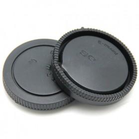 Lens Cap Sony ILCE-A7 A7M2 A7S A7R a5000 a6000 - NEX - Black - 2