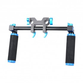 Hand Grip untuk Rig Stabilizer Kamera - Black - 7