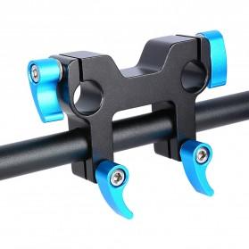 Hand Grip untuk Rig Stabilizer Kamera - Black - 9
