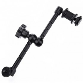 Andoer Articulating Magic Arm for DLSR LCD Flash - S-069 - Black - 5