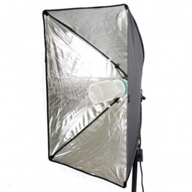 TaffSTUDIO Photography Foto Studio Lighting Kit Youtube Vlog - D-HZ7 - Black - 4