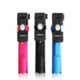 NI5L Tongsis Monopod Tripod dengan Bluetooth Shutter - Black - 4