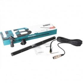 BUB DSLR Shotgun Microphone Uni-Directional - MA-G18 - Black - 3