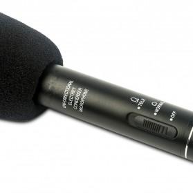 Taffware Professional DSLR Shotgun Microphone - MA-G18 - Black - 10