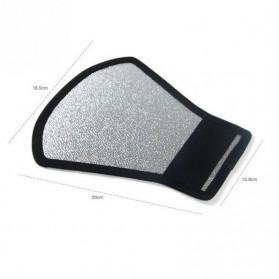 Flash Diffuser Reflector Universal untuk SLR - Black - 2