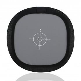 Reflector Kamera dengan White Balance Target - Black - 2