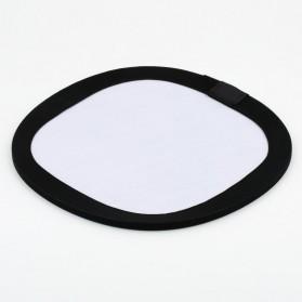 Reflector Kamera dengan White Balance Target - Black - 3