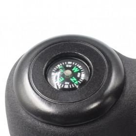 Professional Gimbal Tripod Head For Heavy Telephoto Lens - Black - 4