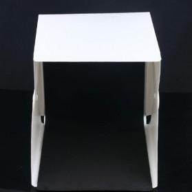 Photo Studio Mini 1 Button dengan LED dan 4 PCS Background Size M - White - 3