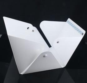 Photo Studio Mini 1 Button dengan LED dan 4 PCS Background Size M - White - 5