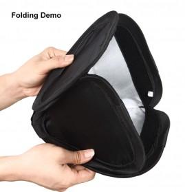 PULUZ Universal Softbox Flash Diffuser Camera DSLR - Black - 9