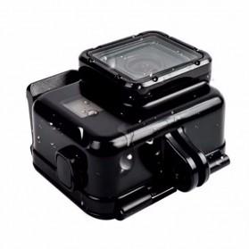 Vamson Touchscreen Waterproof Case 60m for GoPro Hero 5/6/7 - Black - 6