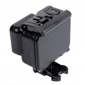 Vamson Touchscreen Waterproof Case 60m for GoPro Hero 5/6/7 - Black - 7