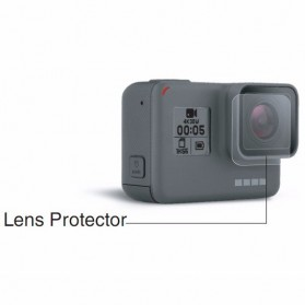 Lens & LCD Screen Protector for GoPro Hero 5/6/7 - 2