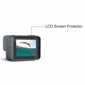 Lens & LCD Screen Protector for GoPro Hero 5/6/7 - 3