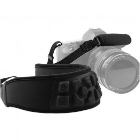 Strap Kamera DSLR Shock Absorbing - Black