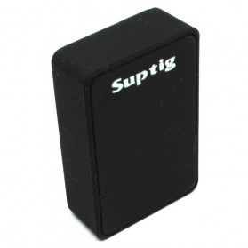 Suptig Front Facing Selfie View Converter Adapter for GoPro BacPac LCD - Black - 3