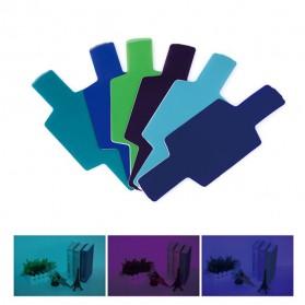 Photography Color Filter Card 20 Color for DSLR Flash - Mix Color - 3