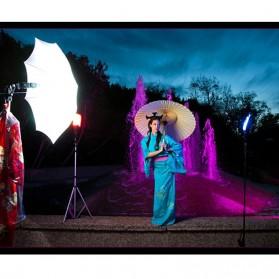 Photography Color Filter Card 20 Color for DSLR Flash - Mix Color - 6