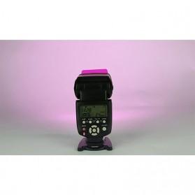 Photography Color Filter Card 20 Color for DSLR Flash - Mix Color - 10
