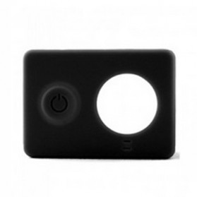 Silicon Case Cap untuk Xiaomi Yi (Tanpa Tutup Lensa) - Black - 2