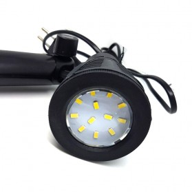 Lampu Portable Photo Studio Light Bulb 50W 5100K with Tripod - PSX-50 - Black - 2