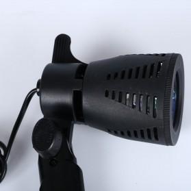 Lampu Portable Photo Studio Light Bulb 50W 5100K with Tripod - PSX-50 - Black - 5