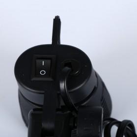 Lampu Portable Photo Studio Light Bulb 50W 5100K with Tripod - PSX-50 - Black - 6