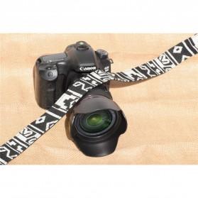 Strap Kamera DSLR Vintage Model 2 - Q8Q24 - Black - 2